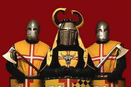 Рыцари для мероприятий