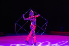 Ледовое цирковое шоу