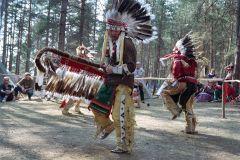 Индейцы. Индейское шоу