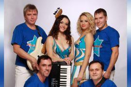 ВИА с программой «Лучшие DISCO-хиты 70–80 гг»