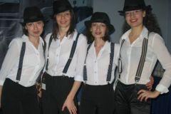 Женская джаз группа