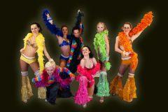 Шоу балет с номерами Кабаре, Венеция, Восток, Бразилия...
