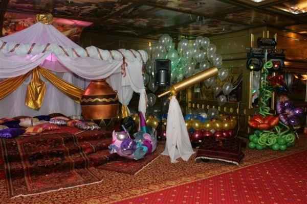 Волшебная лампа алладина новый год